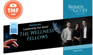 Honouree Leadership For Good The Wellness Fellows
