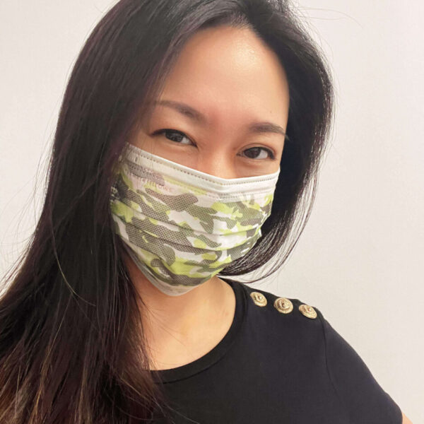 disposable mask surgical mask best made in Singapore EN 14683 Type IIR ASTM Level 3 Covid 19